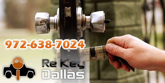 Rekey Dallas TX